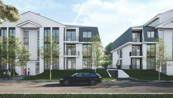 Neubau Steinbach Palais in Bad Saarow